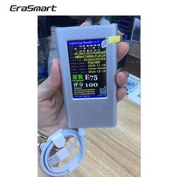 البرق وحدة القارئ E75 اختبار كابل USB آيفون