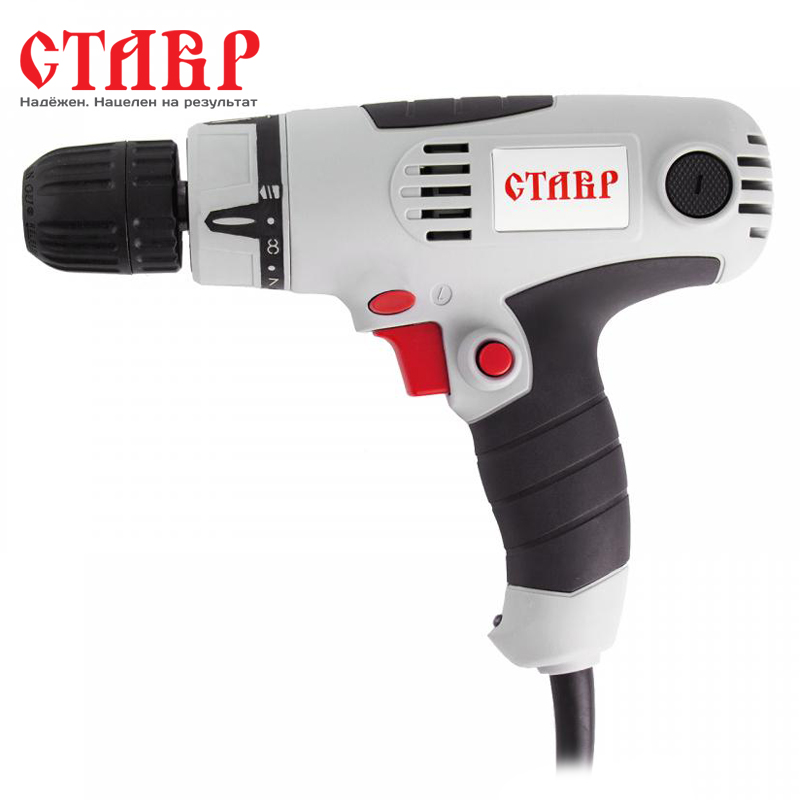 Electric drill screwdriver Stavr DSHS-10/400 new electric drill cordless screwdriver rechargeable battery electric screwdriver parafusadeira furadeira tenwa power tools
