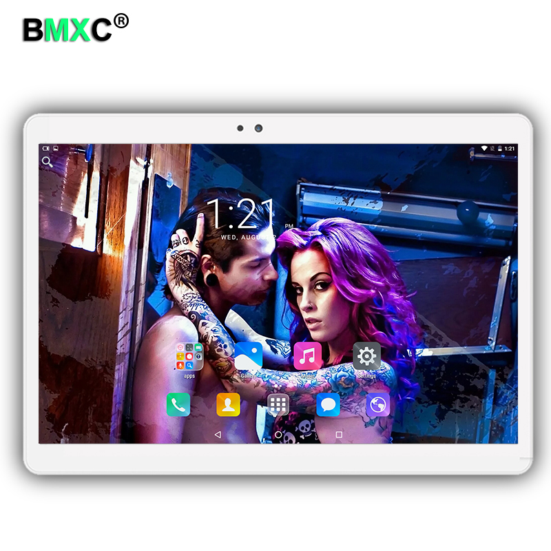 Free shipping 10.1 inch 3G 4G Lte Tablet PC Android 7.0 Octa Core 4G RAM 64GB ROM Dual SIM Card bluetooth tablets 10 10.1+ Gifts free shipping support vpn f3846 lte dual sim 4g router for atm kiosk