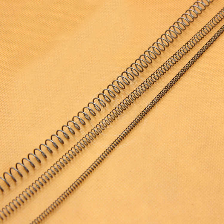 "1Pcs 0.35mm wire diameter ""1M"" Steel Pressure spring long compression springs 2mm-10mm Outside Diameter 1000mm Length"