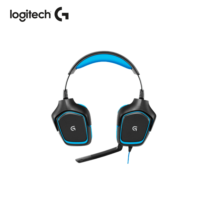 Gaming  Logitech G430 over-ear earphone