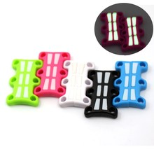 Shoelaces Luminous Magnetic Buckles for Sneaker Shoes