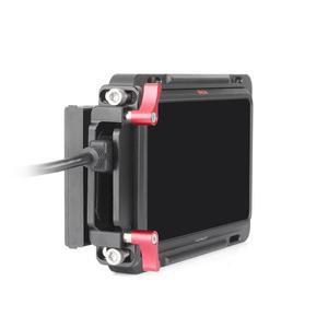 "Image 5 - EachRig צג כלוב עם מובנה נאט""ו רכבת נוסף HDMI כבל מהדק עבור Atomos צג Ninja V"