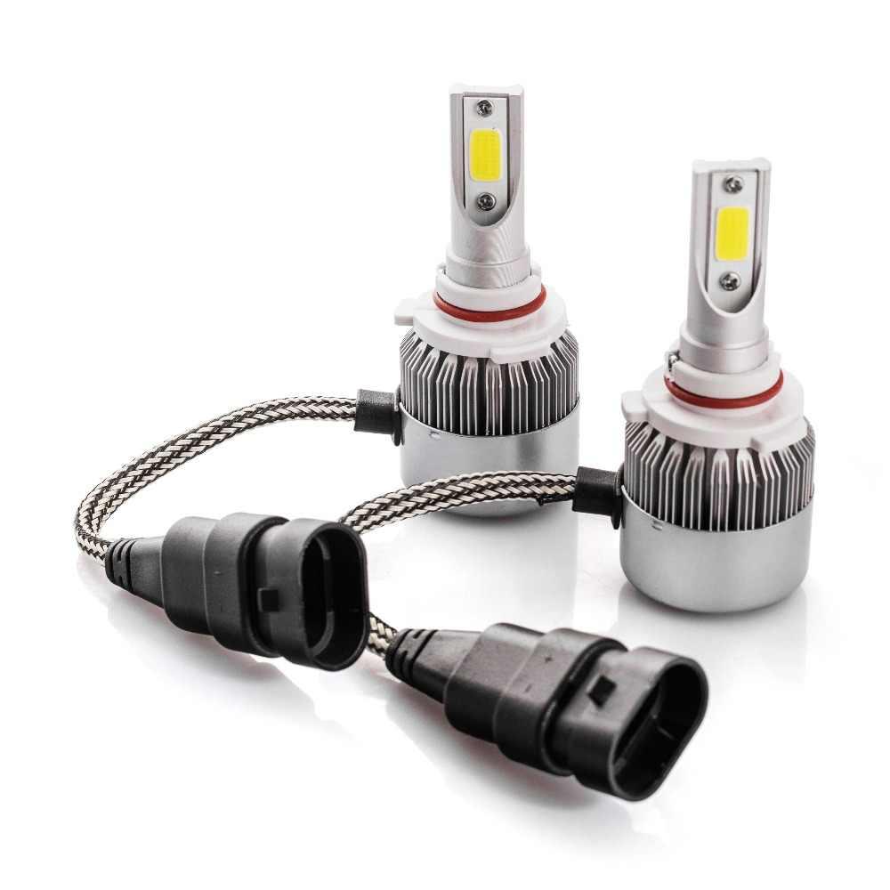 H4 H7 H11 H1 H3 LED headlight motorcycle car accesories ДХО дневные ходовые огни противотивотуманные фары светодиодные лампы для авто свет 12 В 2