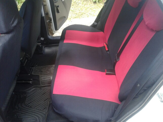 AUTOYOUTH Car Seat Covers Full Set Automobile Seat Protection Cover Vehicle Seat Covers Universal Car Accessories Car-Styling
