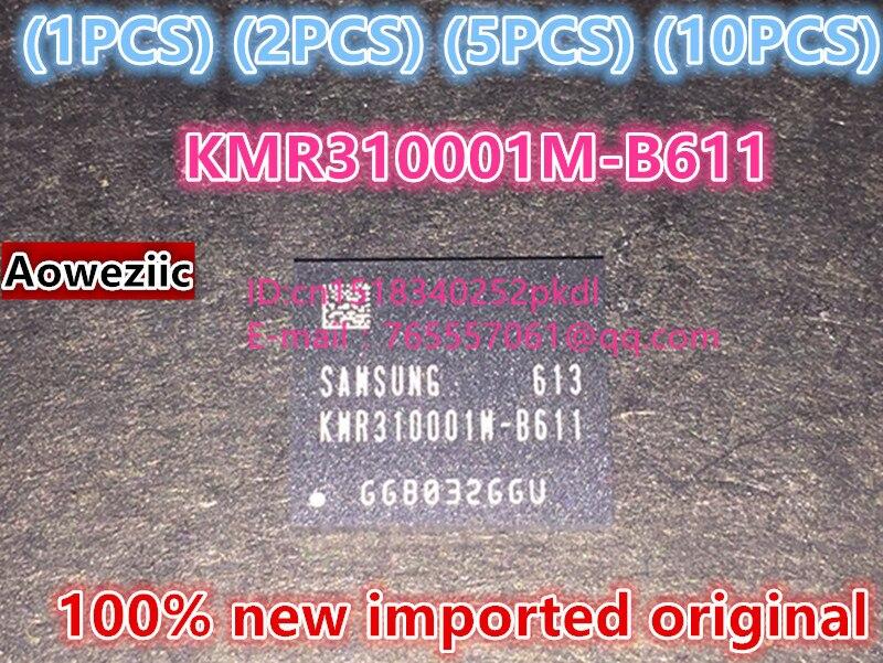 (1PCS) (2PCS) (5PCS) (10PCS)  100% New original  KMR310001M-B611   BGA   Memory chip 1pcs 2pcs 5pcs 10pcs 100% new original kmr310001m b611 bga memory chip