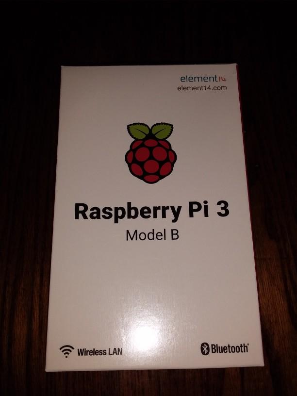 original element14 raspberry pi 3 model b / raspberry pi / raspberry / pi3 b / pi 3 / pi 3b with wifi & bluetooth