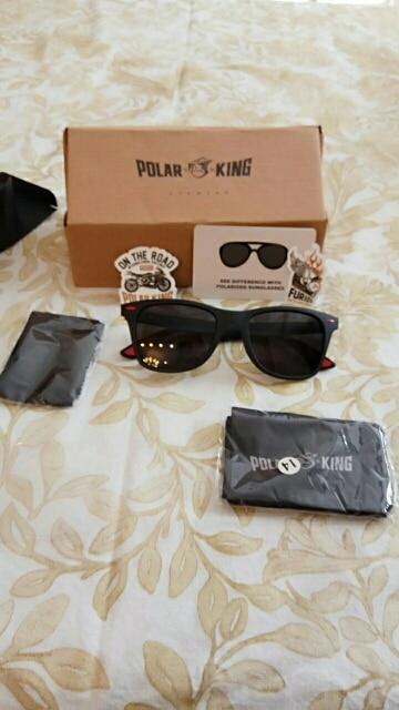 f68731b40a Хорошие очки. Поляризация присутствует. Приятно удивило качество  изготовления. все крепко и плотненько. Вес очков небольшой