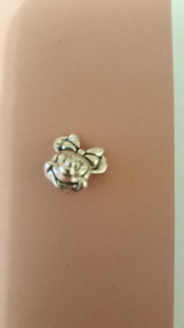 Тип металлов: цинковый сплав; очарование серебро; 925 ювелирных изделий из серебра;