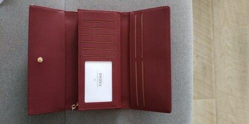 женщины бумажник; замок молния ; Подкладка Материал:: Полиэстер; держатель кредитной карты ;