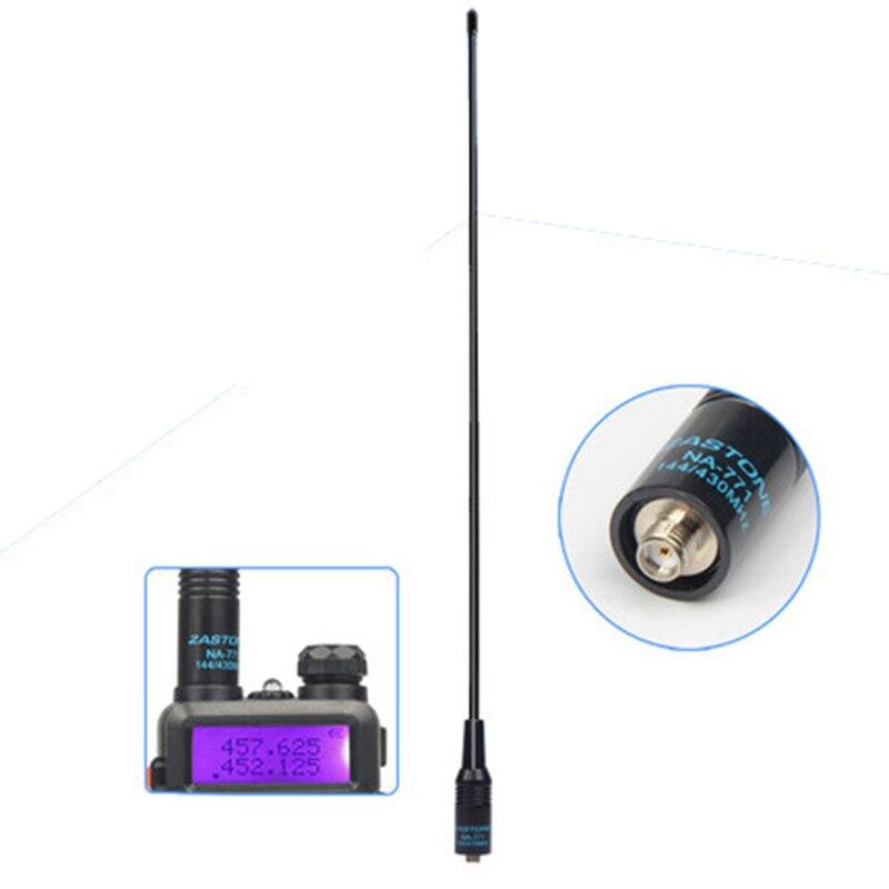 NAGOYA na-Antenna 144/430 MHZ Walkie Talkie Baofeng Antenna VHF/UHF SMA-Femmina per la Radio Portatile Baofeng UV-5R UV-BF
