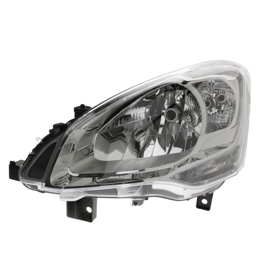Headlight Left fits <font><b>CITROEN</b></font> <font><b>BERLINGO</b></font> <font><b>2008</b></font> 2009 2010 2011 2012 2013 2014 2015 2016 2017 Headlamp Left image
