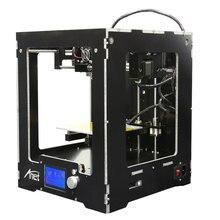 Anet 3D-принтеры A3s в собранном виде 3d печатные машины фирмы на экстремально высоком точность 3D-принтеры машины с постройкой огромных Размеры 150*150*150 мм
