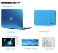 Glossy Laptop Case Cover Shell For MacBook Pro 13 Inch with CD ROM (Model: A1278, Version Early 2012/2011/2010/2009/2008)