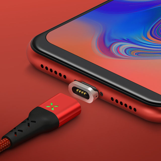 USB Type C Magnet Charger Cable