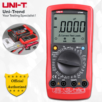 UNI T UT58A/UT58B/UT58D/UT58C/UT58E Manual Range General Digital Multimeter; Resistance/Capacitance/Frequency/Temperature Test