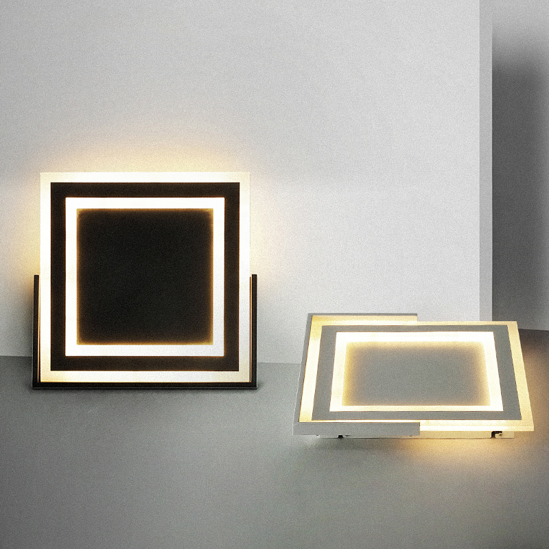 Stylish Acrylic Modern led ceiling lights for living room bedroom AC 85-265V ceiling lamp fixture Indoor lighting AC90-260V