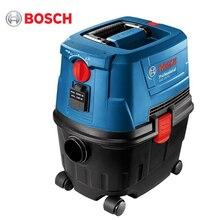 Пылесос для сухой и влажной уборки Bosch GAS 15 PS (Мощность 1100 Вт, бак 15 л, расход воздуха 33 л/с)