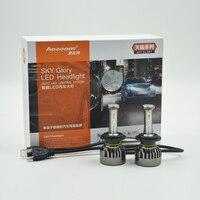 AOZOOM Car New LED Headlight H1 H11 H7 9005 9006 9012 H4