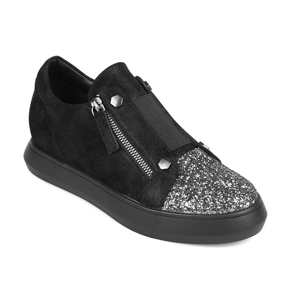 AVILA RC620_AG010002-05-3-2 lisas das mulheres Sapatos Combinação de materiais artificiais das Mulheres para o sexo feminino