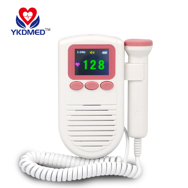 Home fetal heart rate for pregnant woman