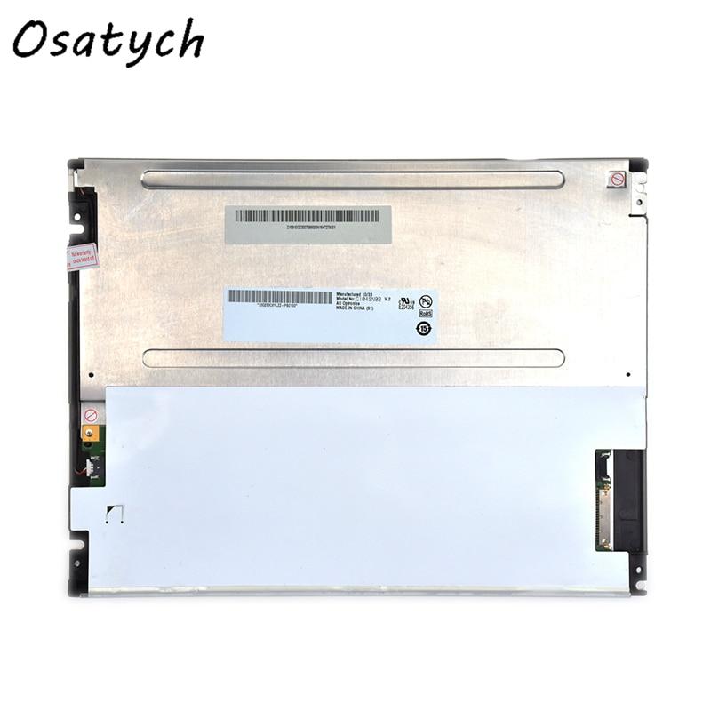 Оригинальный AUO 10,4 дюймовый ЖК-экран G104SN02 V.2 G104SN03 V2 Замена дисплея
