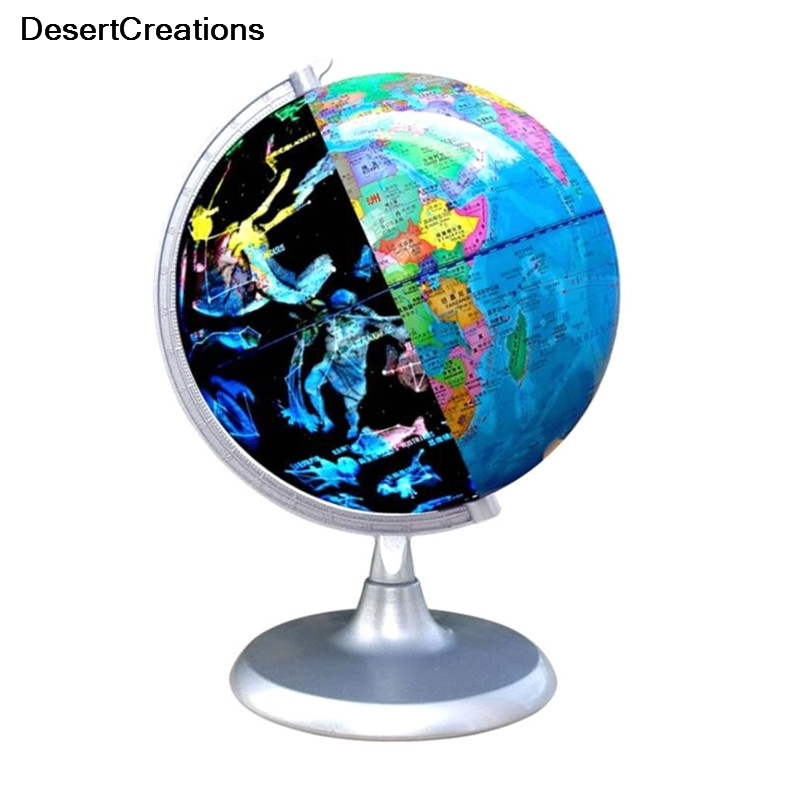 2018 Hot Sale LED Dream Constellation Diagram Globe 20cm Home Decoration Gift for Childrens
