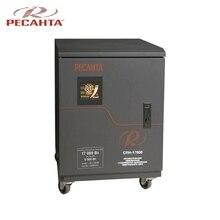 Один стабилизатор фазного напряжения Ресанта SPN-17000