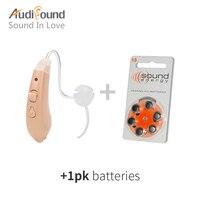Ухо слуховой аппарат Мини устройства sordos Ухо Усилитель помощники дешевые цифровые слуховые аппараты в ухо для пожилых audifonos para sordos
