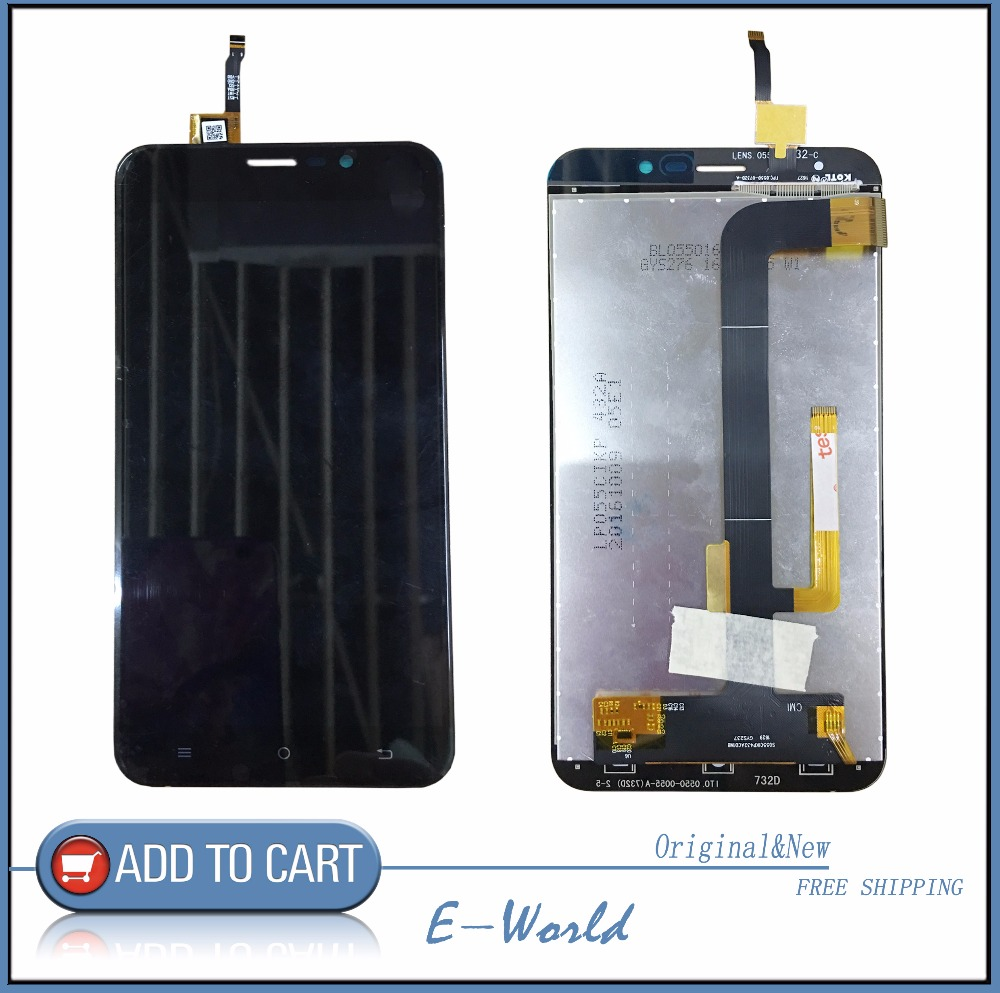 Original 5.5inch LCD screen with Touch screen S055CIKP432ACD1NB free shipping original and new 8inch lcd screen acd