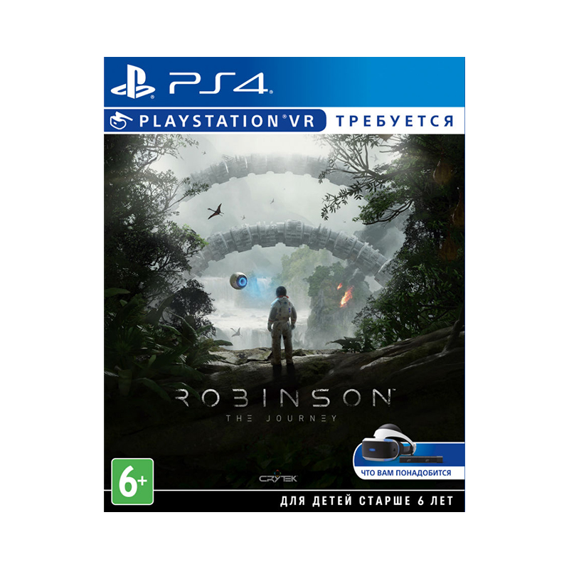 Game Deal PlayStation Robinson: The Journey game deal playstation the sims 4
