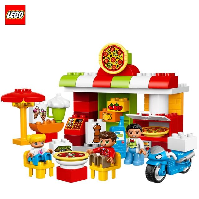 Конструктор LEGO DUPLO Пиццерия, 10834-L