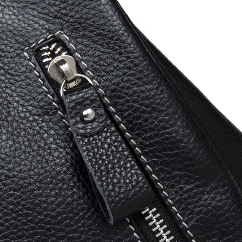Top Quality Genuine Leather Women Casual Fashion Small Feminine Travel Kawaii Backpack Sac A Dos Bagpack Back Drawstring Bag - 5