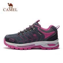 CAMEL Men Women Outdoor Hiking Shoes Anti-skid Shock Breatha