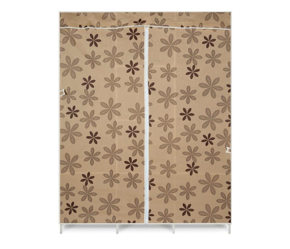 Super discount!!folding wardrobe CBME125-3 FLOWER 80% discount