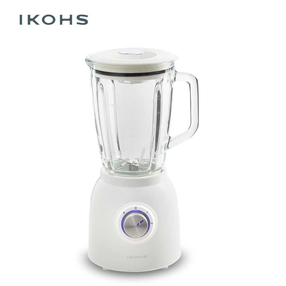 IKOHS KHEA фляжка для пищевых продуктов стекло 1.8L1000W 2 скорости цифровая домашняя кухня еда яйцо Beater паста Крем профессио