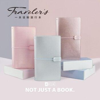 Yiwi Planner traveler's notebook Persoonlijk dagboek gift briefpapier schoolbenodigdheden