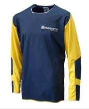 2017 Element Burnout Jersey Kanada RaceFace Bühne BIN Enduro DH Langärmelige Jersey mountainbike shirt xs-5xl(China)
