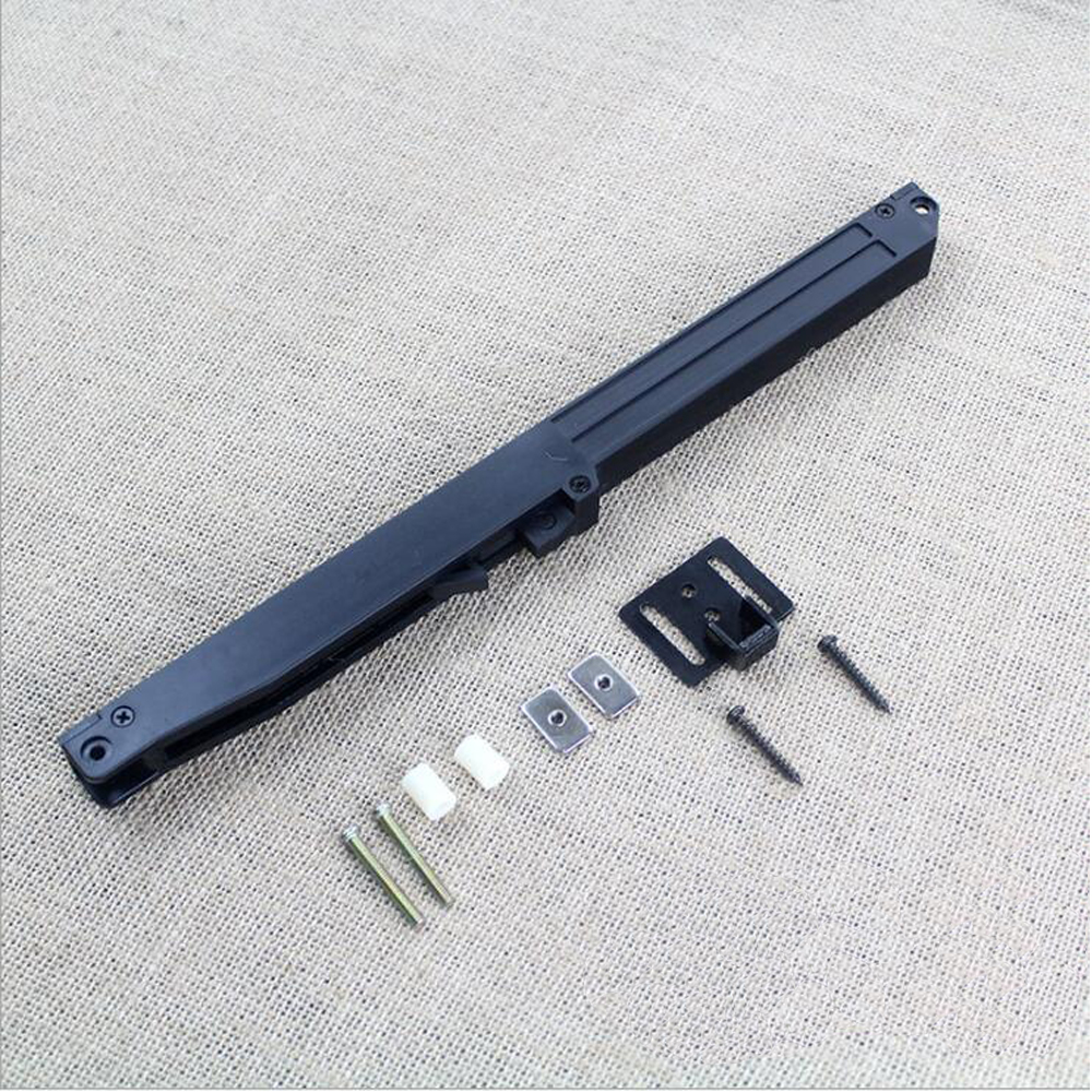 Door Slide Damper Soft Close Slides Mechanism Furniture Remission Accessory For Guide Sliding Rail Barn Wood Door soft close mechanism furniture remission accessory for sliding barn wood door hardware