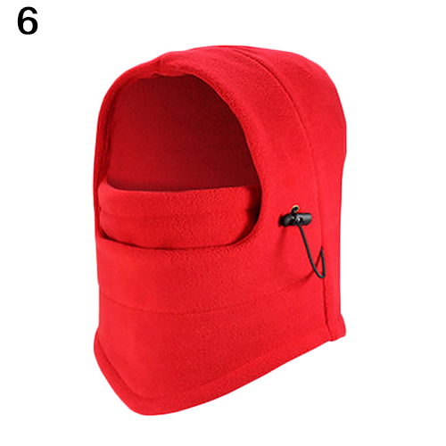 Outdoor Women Men Warm Winter Scarf Ski Full Face Mask Windproof Balaclavas Hat