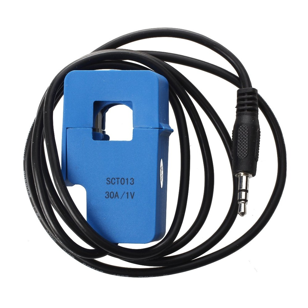 ShenzhenMaker Store SCT 013 030 3 5mm Output Split core Current Transformer