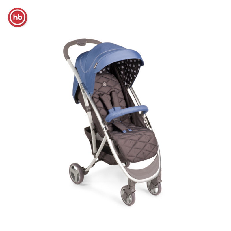 Lightweight Stroller Happy Baby ELEGANZA Kidstravel