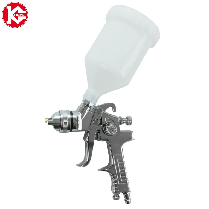 цена на Pneumatic air spray gun Kalibr KRP-1,4/0,6VBMN