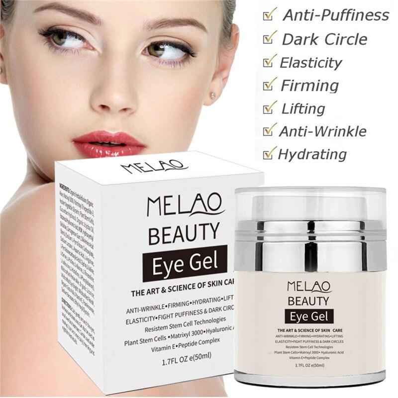 купить Eye Gel Cream Anti-Wrinkle Dark Circle Collagen Anti-aging Moisturizing Anti-Puffiness Patches for the Eyes Lift Firming Cream по цене 654.82 рублей