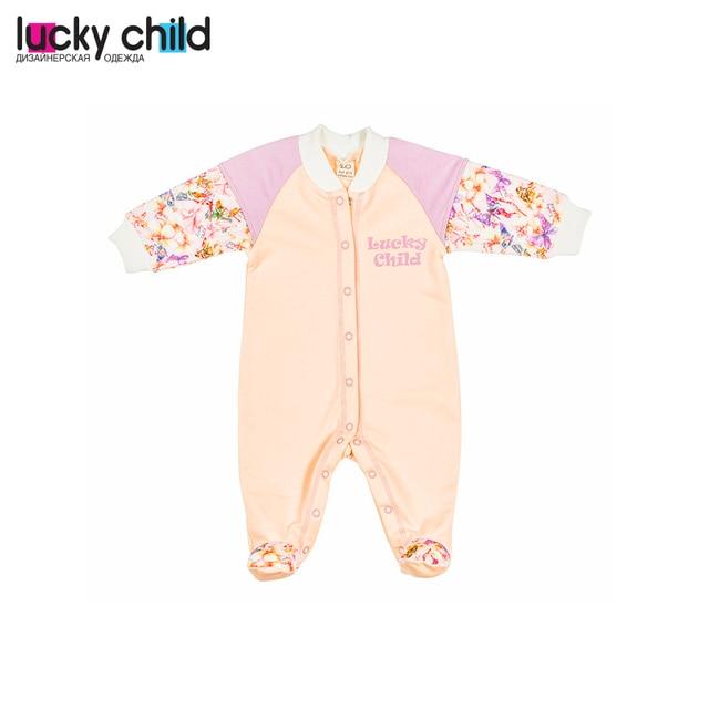 Комбинезон детский LUCKY CHILD для девочек 26-1