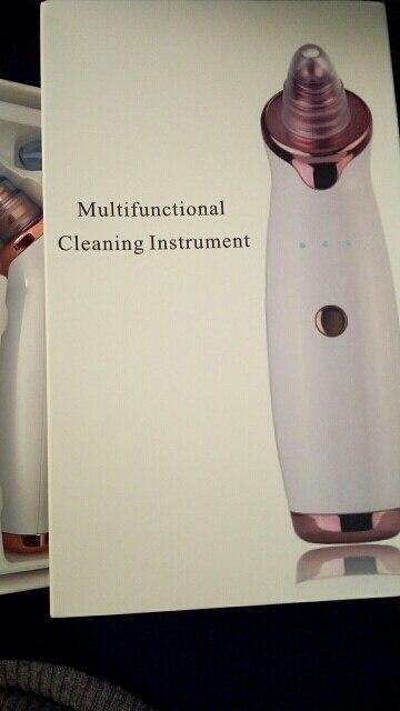 Blackhead Remover Vacuum Pore Cleaner photo review