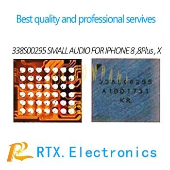 Original small audio IC 338S00295 for iPhone 8 8Plus X 10 microphone sound controller speaker amplie