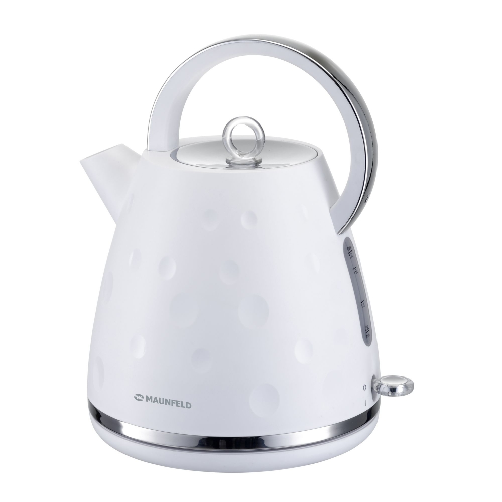 Electric kettle MAUNFELD MFK-647 WH