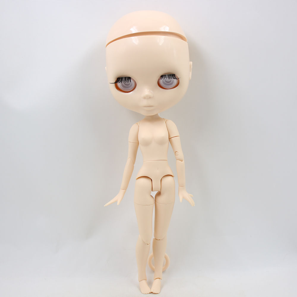 Image 4 - ICY Factory Blyth Joint body without wig without eyechips Suitable for transforming the wig and make up for her-in Dolls from Toys & Hobbies