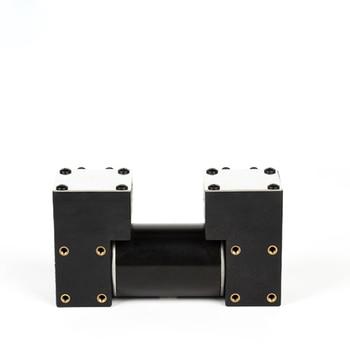 Brushless mute high vacuum air pump, single head beauty instrument, 24V micro pump